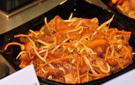 Oriental & Salteado de verduras